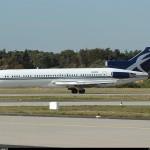 RyanAir N521DB - Aereo usato per il trasporto della famiglia Bin Laden fuori dagli Stati Uniti dopo l'attentato terroristico dell'11 Settembre 2001