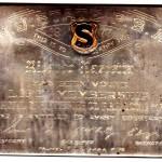 Placca d'Argento di Membro a Vita nella PBA