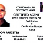 RP - Lethal Weapons License