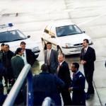 Hanshi Pascetta & Protection Agents Team - Bin Laden Flight N521DB @Paris 09202001