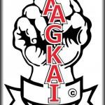 AAGKAI Circle Karate Logo 1